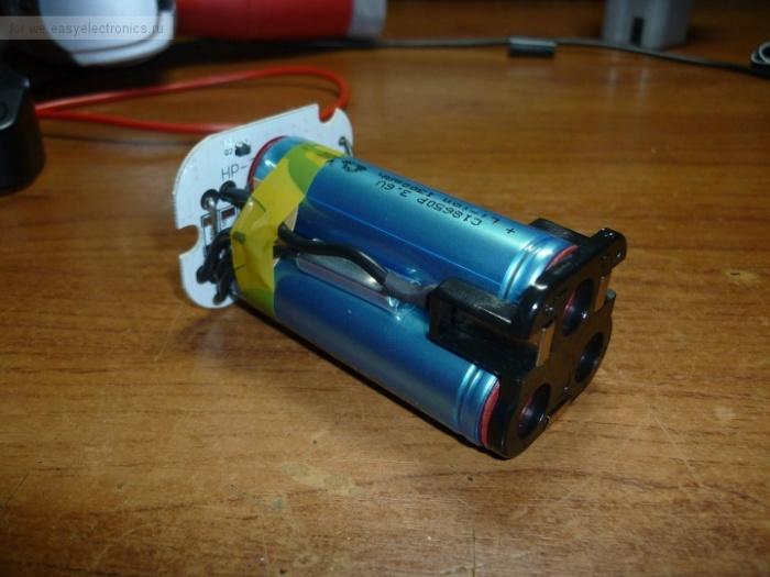 Как правильно заряжать литий-ионные аккумуляторы