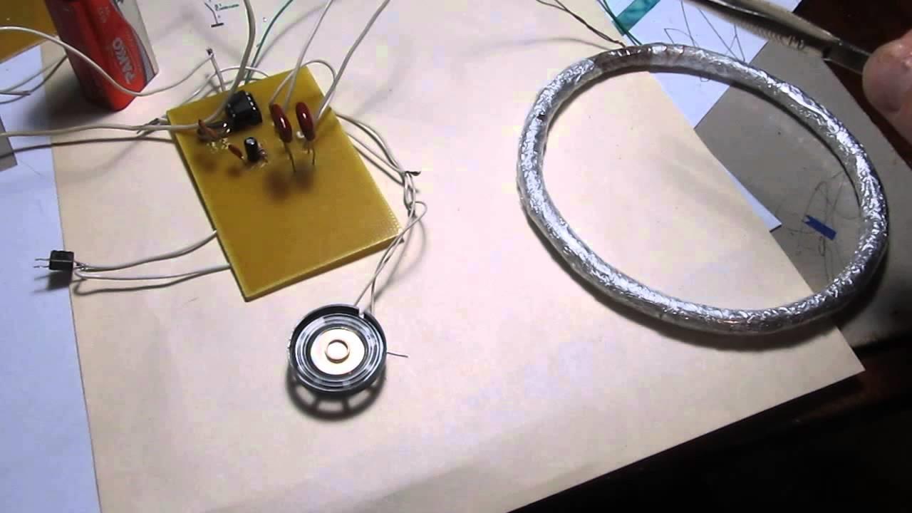 Как своими руками сделать металлоискатель – рентабельные и проверенные схемы