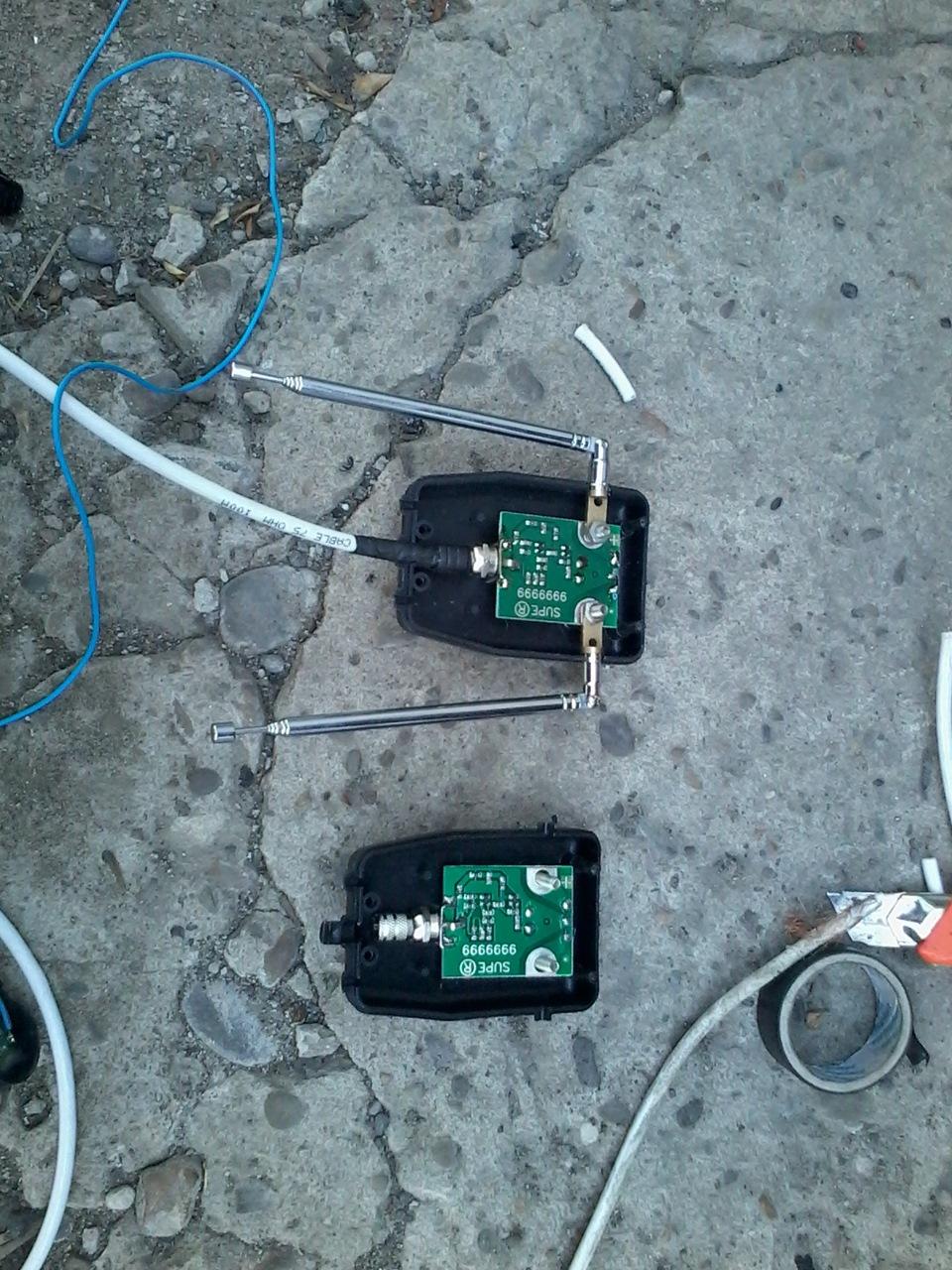 Выбор и установка антенны для магнитолы в авто