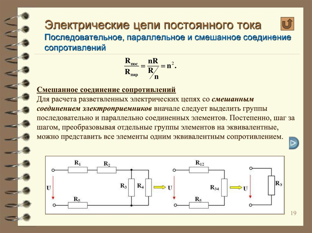 Электродвижущая сила. внутреннее сопротивление источника тока.