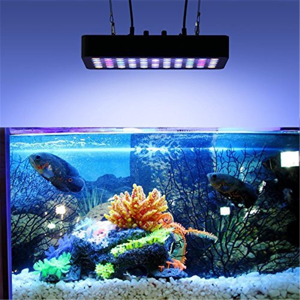 Расчет светодиодного освещения аквариума