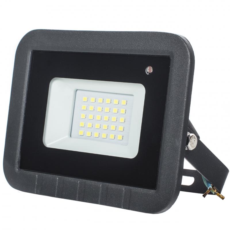 Прожектор с датчиком движения для улицы