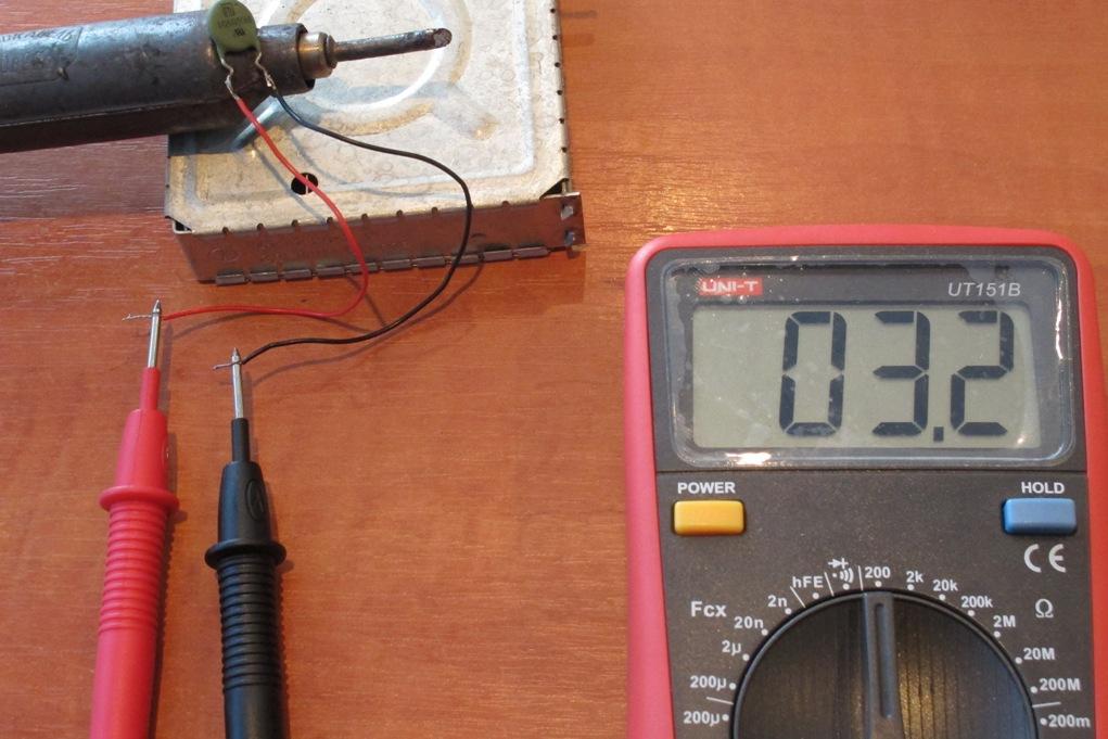 Как проверить резистор на работоспособность мультиметром