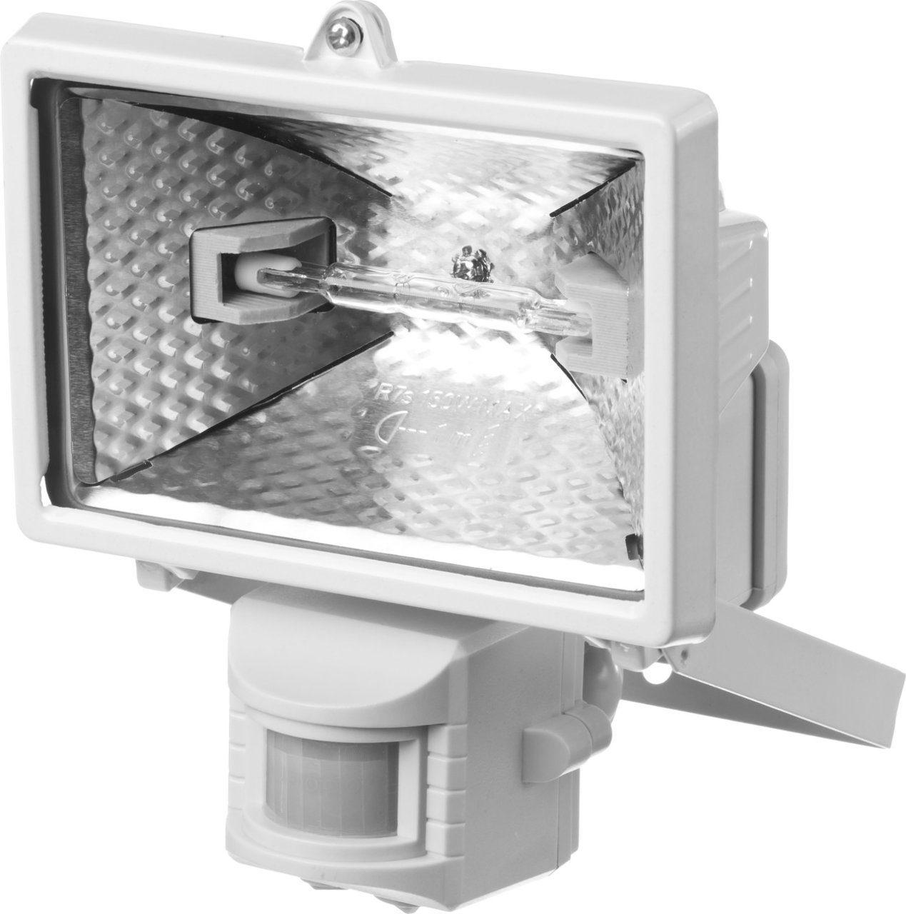 Прожектор с датчиком движения — особенности выбора, принцип работы и подключение