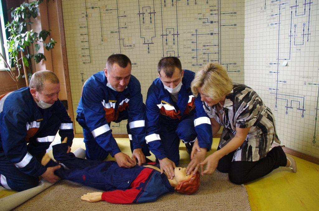 Правила первой помощи при поражении током