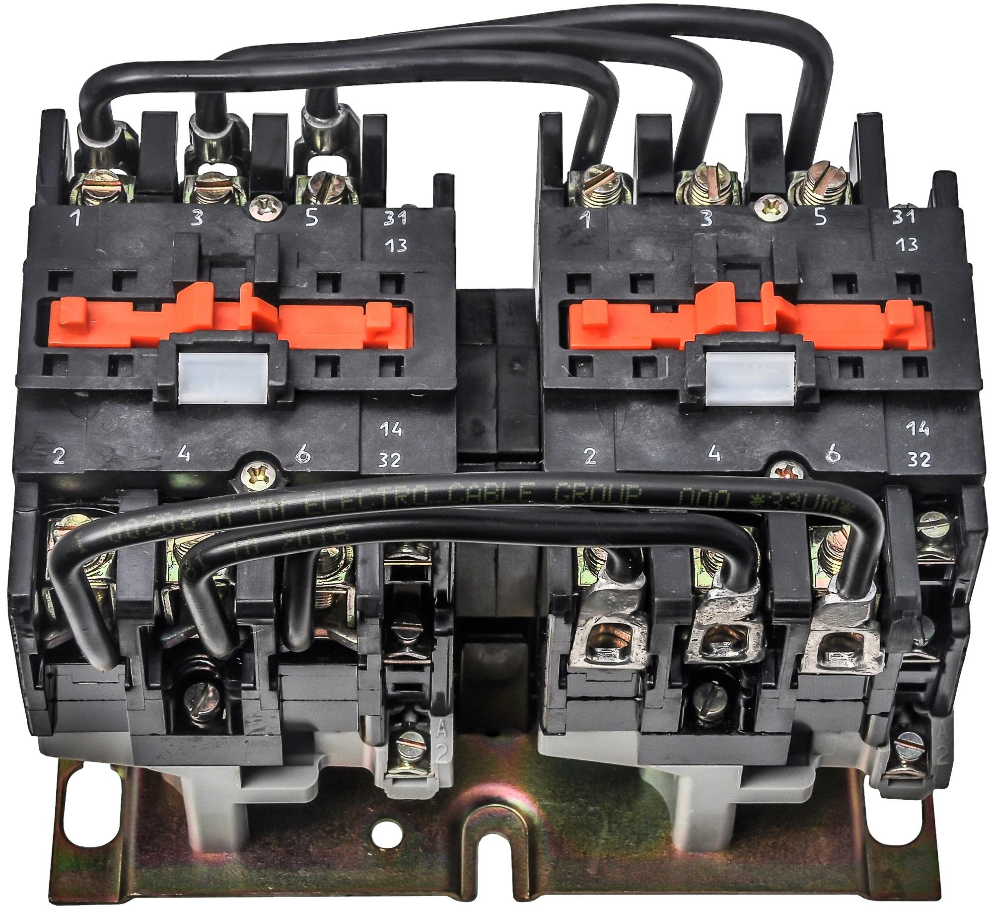 Основные технические характеристики магнитного пускателя пмл