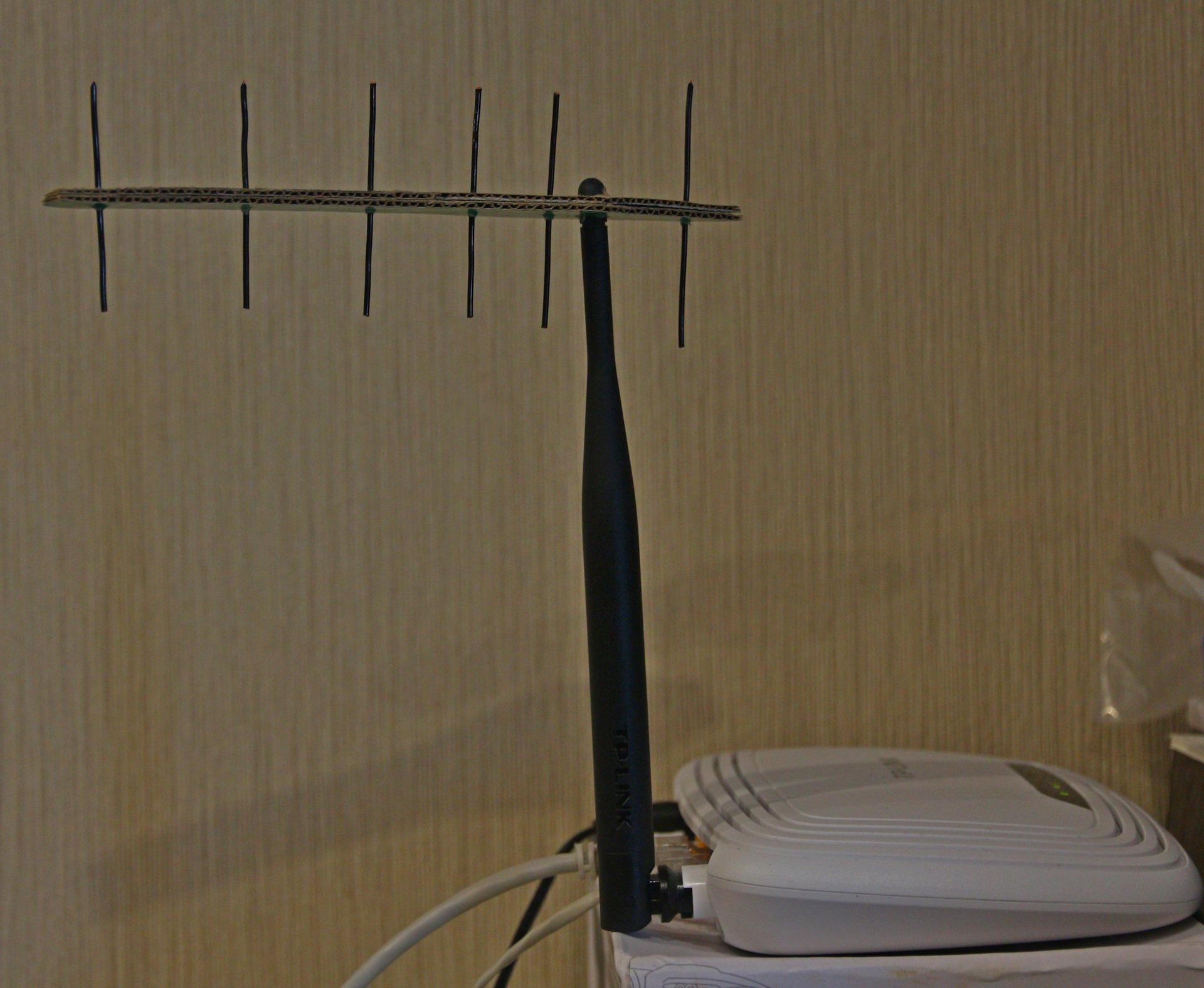 Антенна для роутера
