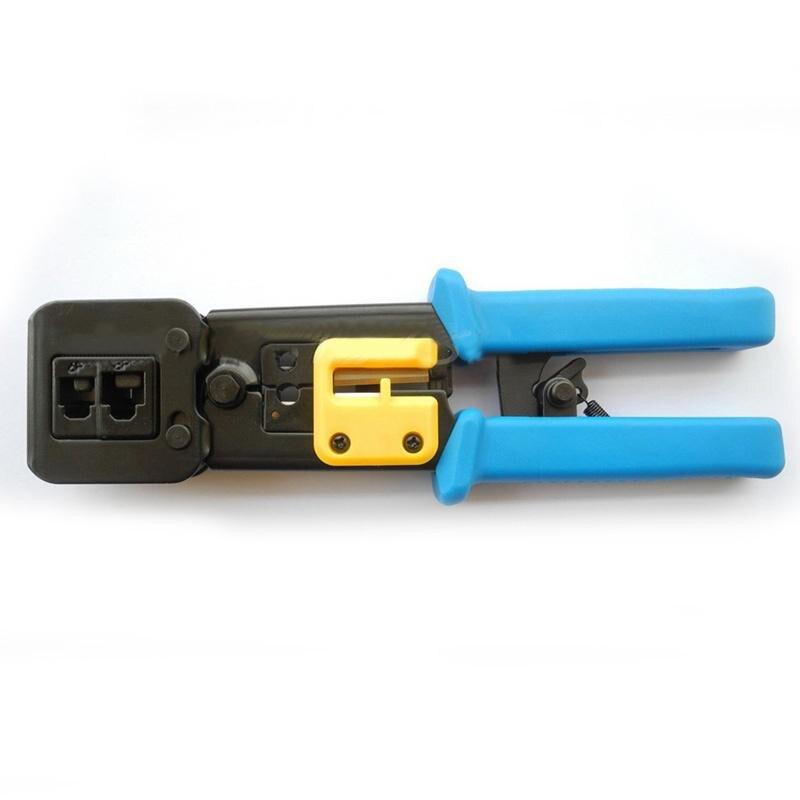 Обжим витой пары, разводка сетевого кабеля, обжимка rj-45.