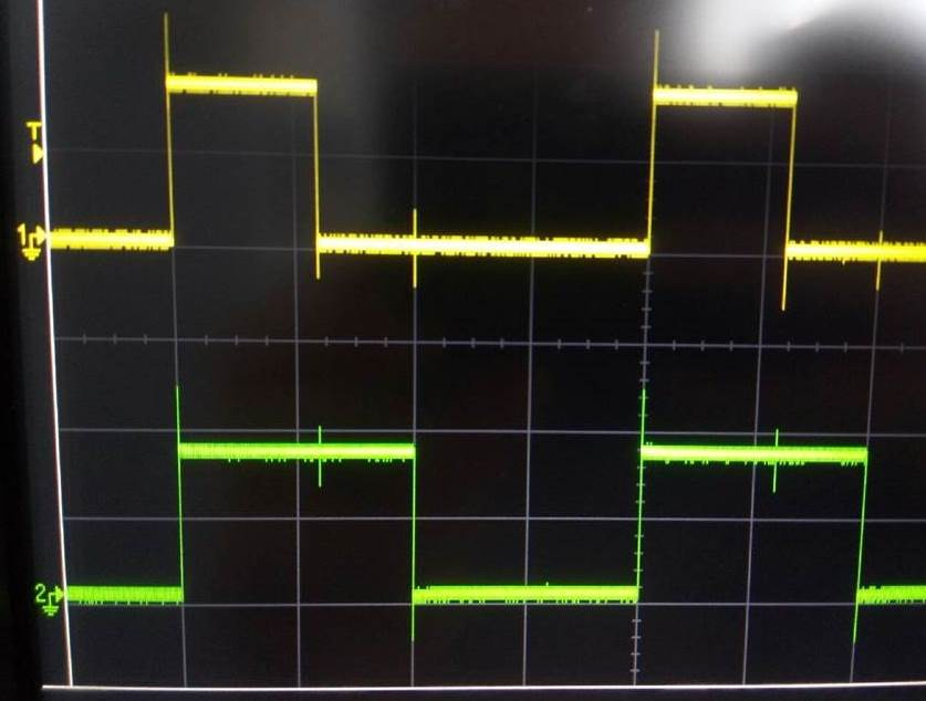 Эталонные осциллограммы датчика давления. диагностика цпг двигателя с помощью осциллографа