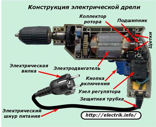 Как разобрать кнопку дрели с регулятором оборотов