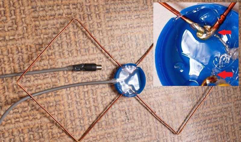 Антенна для дачи своими руками — пошаговый инструктаж по изготовлению самоделки