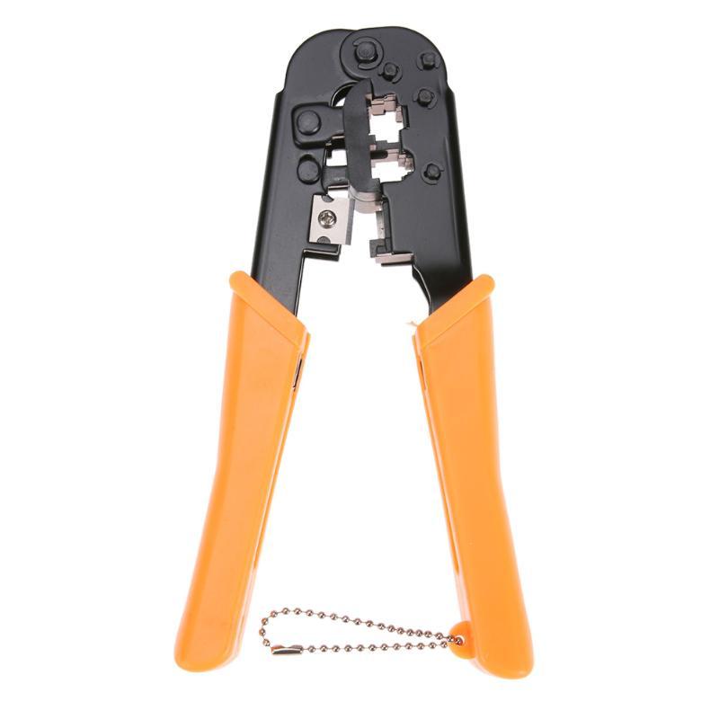 Правильный обжим кабеля rj-45