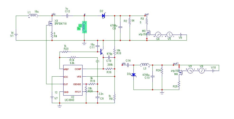 Особенности применения трансформаторов в импульсных преобразователях электрической энергии. часть 1