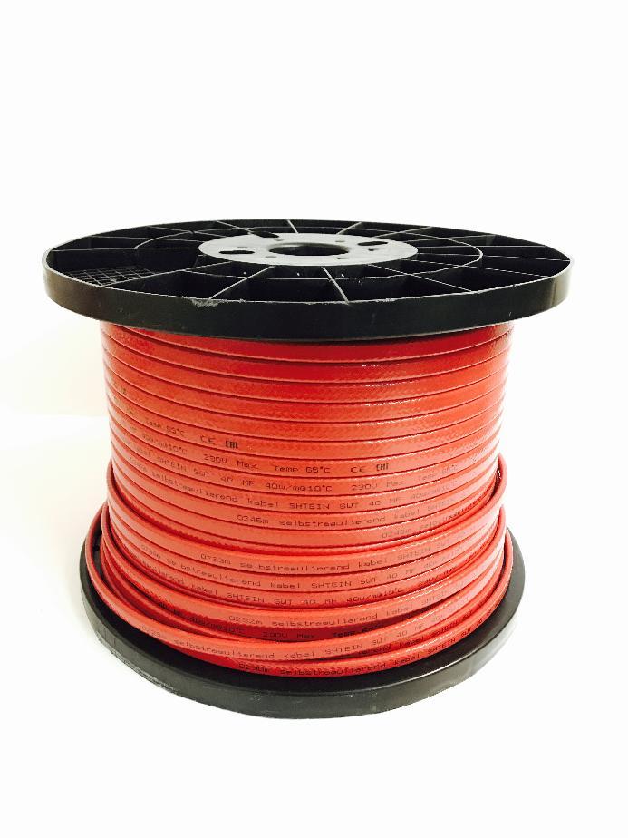 Греющий кабель для водопровода внутри трубы, их виды и совету по выбору