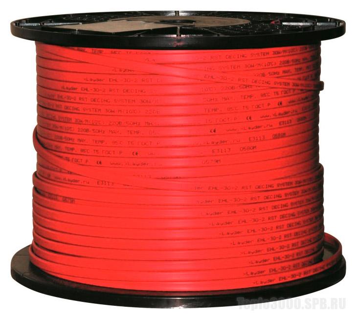 Саморегулирующий греющий кабель для водопровода своими руками: устройство, изготовление и монтаж