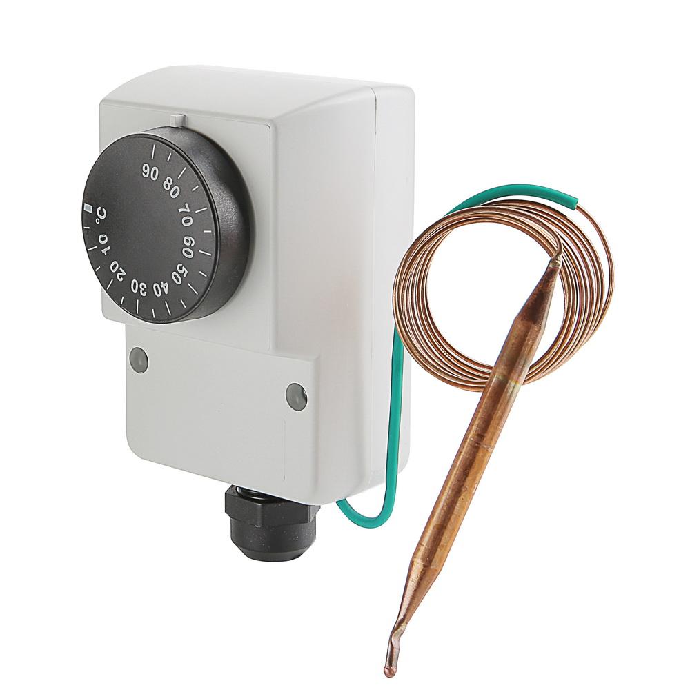 Терморегулятор с выносным датчиком температуры воздуха: обзор, технические характеристики