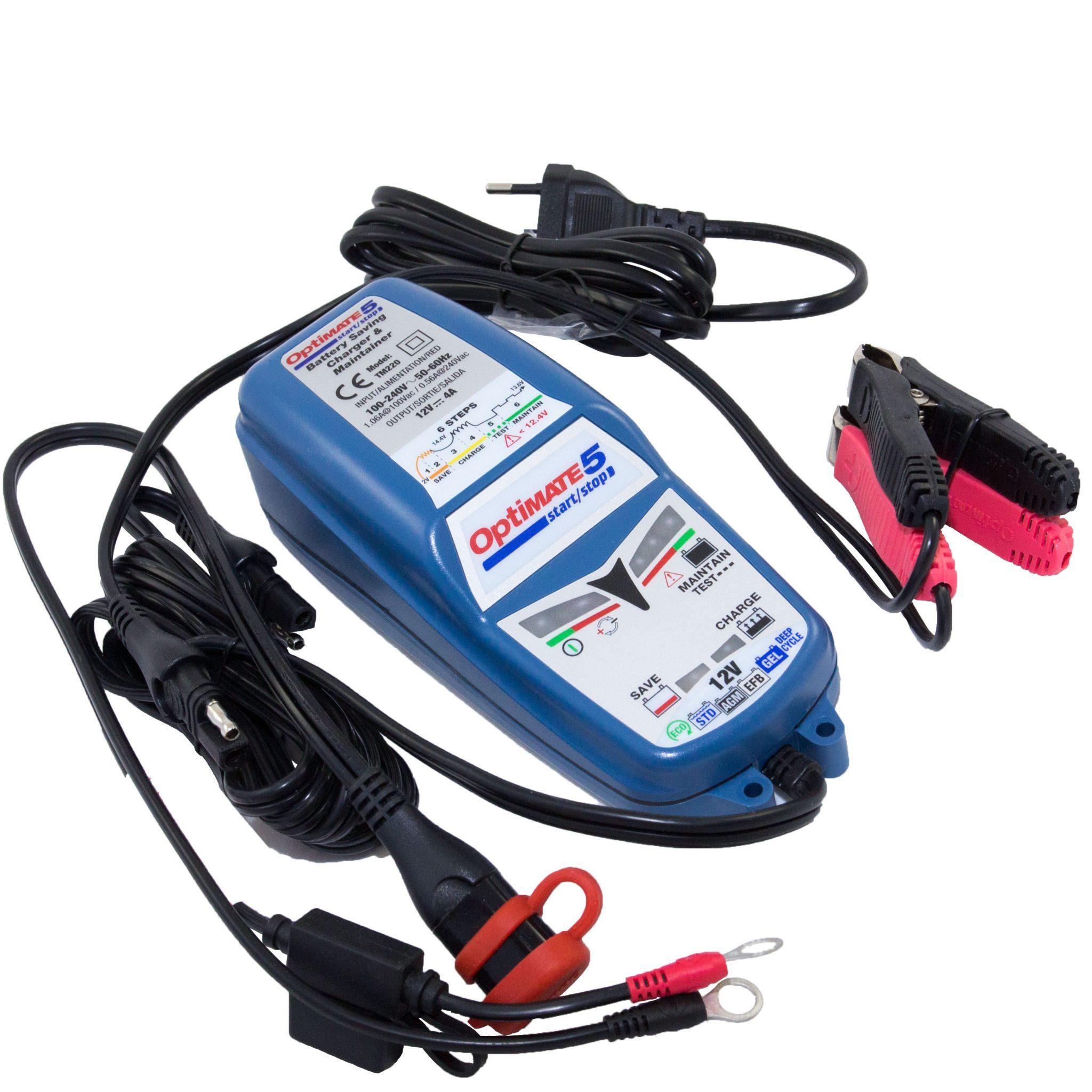 Классификация типов зарядных устройств