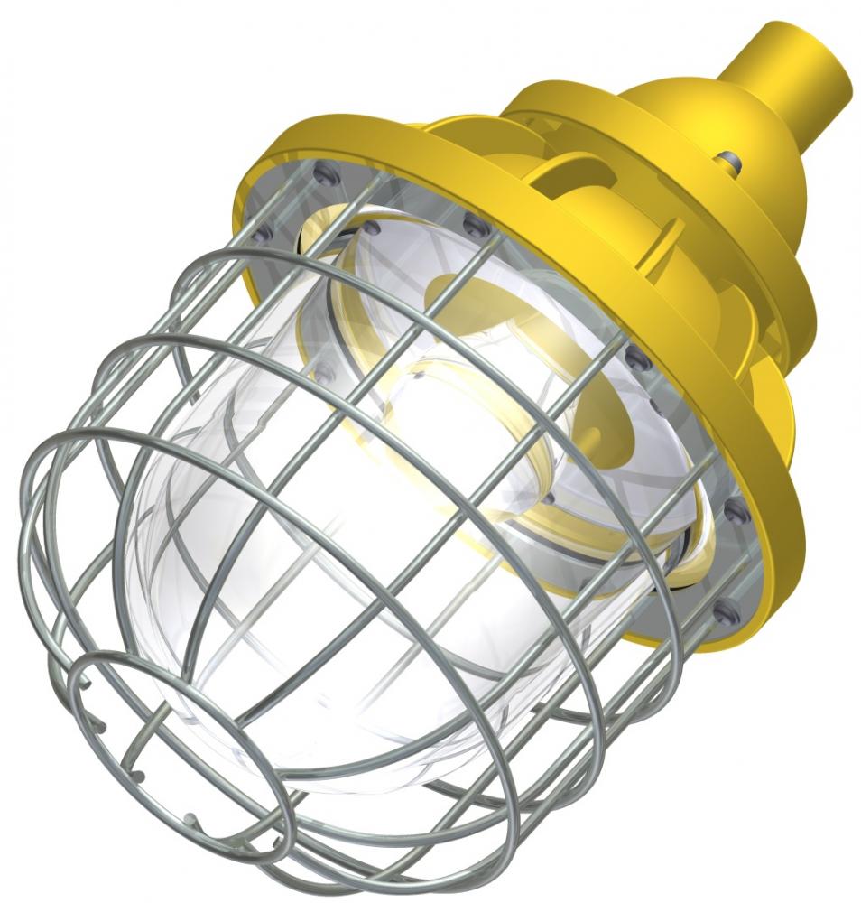 Назначение, устройство, классификация светильников