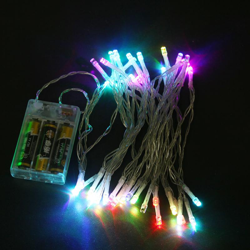 Что нужно знать при покупке светодиодных уличных гирлянд, подключение